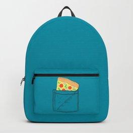 Emergency supply - pocket pizza Backpack