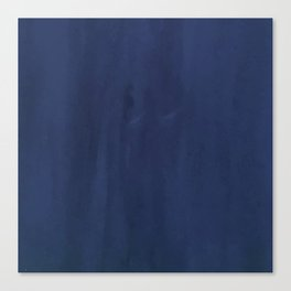 Indigo Velvet Canvas Print