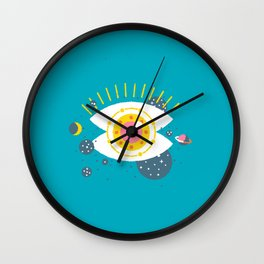 Lisergic Wall Clock