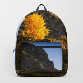 last one standing Backpack