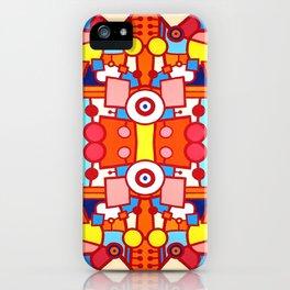 Le Lapin et Les Lunettes iPhone Case