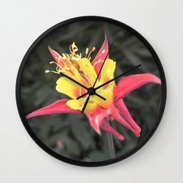 Aphrodity's Heart Wall Clock