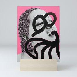 Conversations 004 Mini Art Print