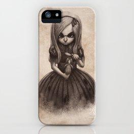 'Annabel' iPhone Case