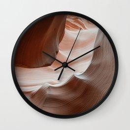 ANTELOPE CANYON XIV Wall Clock