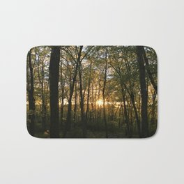 In the trees Bath Mat
