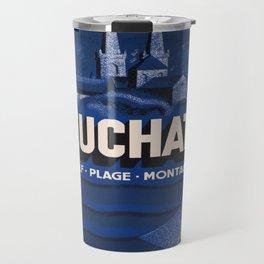 Vintage poster - Neuchatel Travel Mug