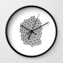 Geometric 0.4 Wall Clock