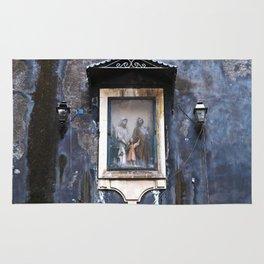 Sicilian Facade of CATANIA Rug