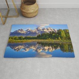 Grand Teton National Park Rug