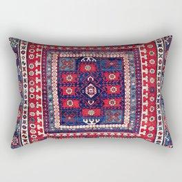 Karakecili Bergama Northwest Anatolian Rug Print Rectangular Pillow
