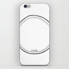 Vacancy Dime B&W iPhone & iPod Skin