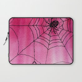 Spidery Web Laptop Sleeve