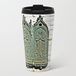 The Lady and the Knight Travel Mug