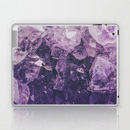 Amethyst Gem Dreams Laptop & iPad Skin