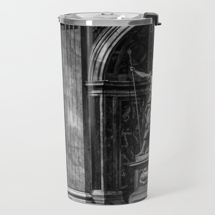 Inside The Vatican Travel Mug