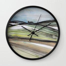 Piliscsév's Fields no. : 02. Wall Clock