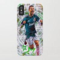 ronaldo iPhone & iPod Cases featuring VIVA RONALDO by Cr7izbest