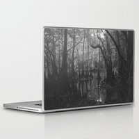 florida Laptop & iPad Skins featuring Florida Swamp by Kevin Russ