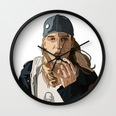 Jay and Silent Bob, Clerks 2 Wall Clock