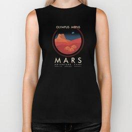 Mars adventure camp Biker Tank