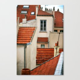 Old Europe Canvas Print