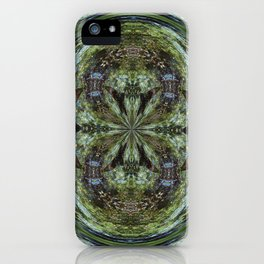 Reflection In A Creek # 2 iPhone Case