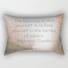 Service Rectangular Pillow