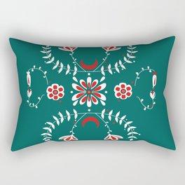 Botanic Esmerald Rectangular Pillow