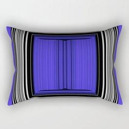 viewing tab Rectangular Pillow