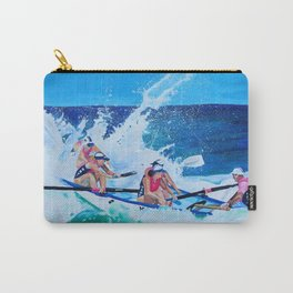 Surf Boat Rowers Carry-All Pouch