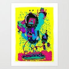 spirito Art Print