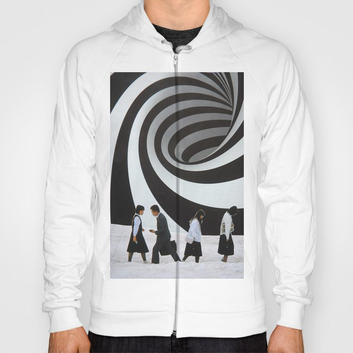 Back and Forth Hoody