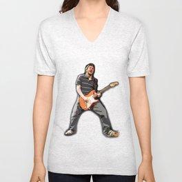 Frusciante Style Unisex V-Neck