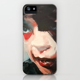 Last Chance iPhone Case