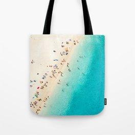 Mediterranean Dreams Tote Bag