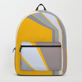Perspective Lines Design Backpack