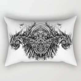 In Utero Rectangular Pillow