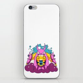 Overbite : Sour Bunny 3 iPhone Skin