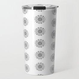 Mandala Series 03 Travel Mug