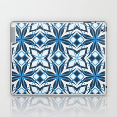 Decorative floral pattern Laptop & iPad Skin