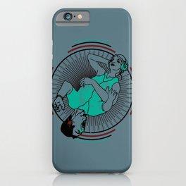 Dualism iPhone Case