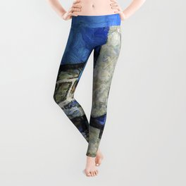 Besiktas Stadium Art Leggings