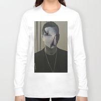depeche mode Long Sleeve T-shirts featuring Gahan ,  the  Depeche  Monster   by SZILVIO KOLLÁZS