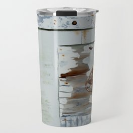 Old Barn Door Travel Mug