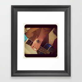beans Framed Art Print