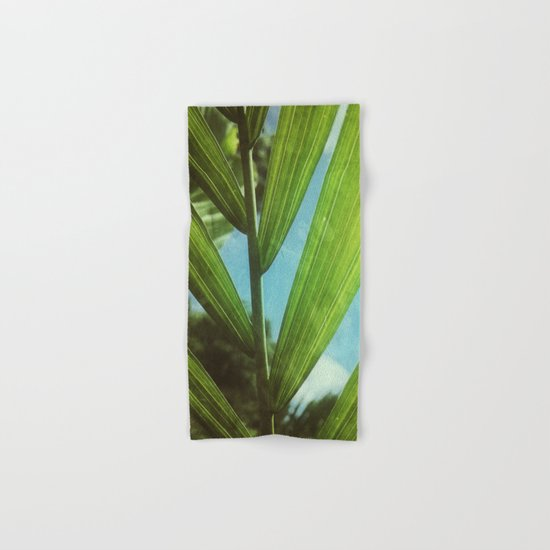 Tropical Outlook Hand & Bath Towel