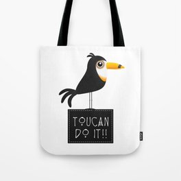 Toucan do it VS6S Tote Bag