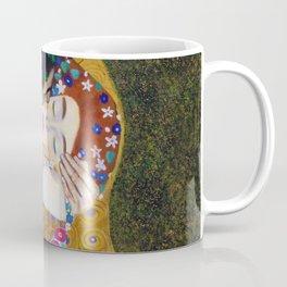 The Kiss by Kustav Klimt - Version by Nymphainna Coffee Mug