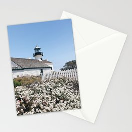 Old Point Loma Lighthouse - II Stationery Cards